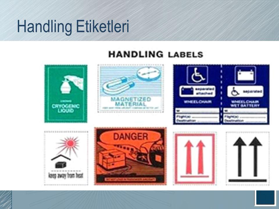 Handling Etiketleri