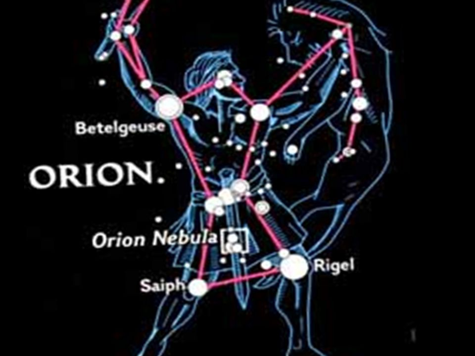 Orion Takımyıldızı