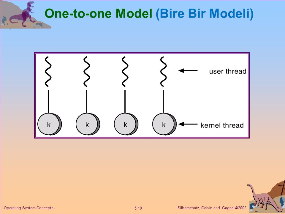 One-to-one Model (Bire Bir Modeli)