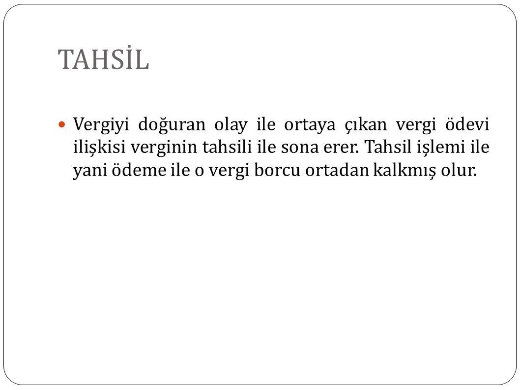 TAHSİL