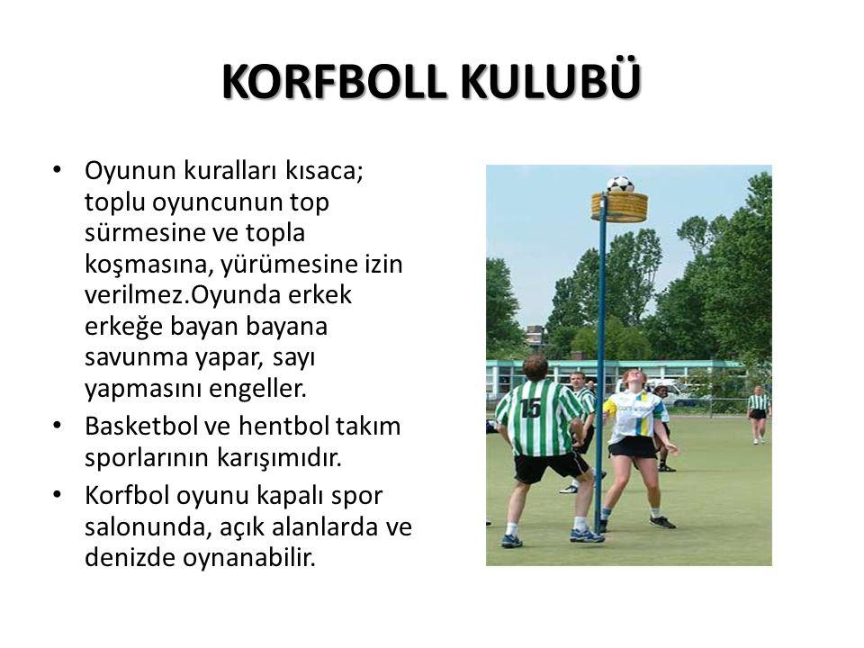 KORFBOLL KULUBÜ
