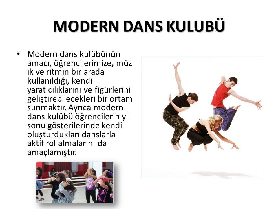 MODERN DANS KULUBÜ