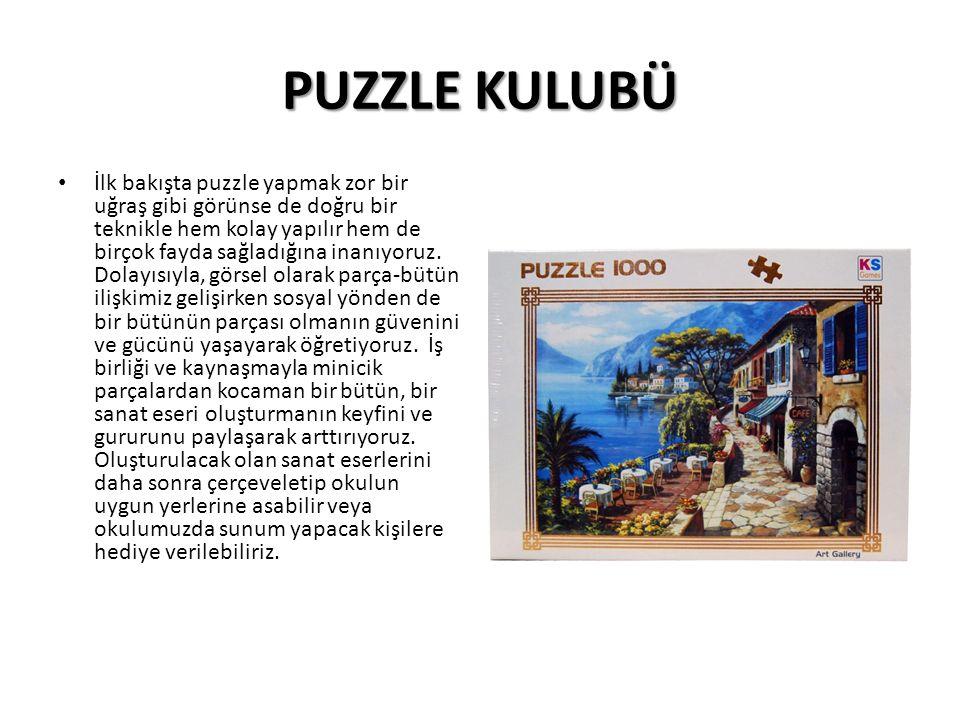 PUZZLE KULUBÜ