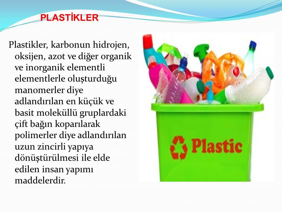 PLASTİKLER