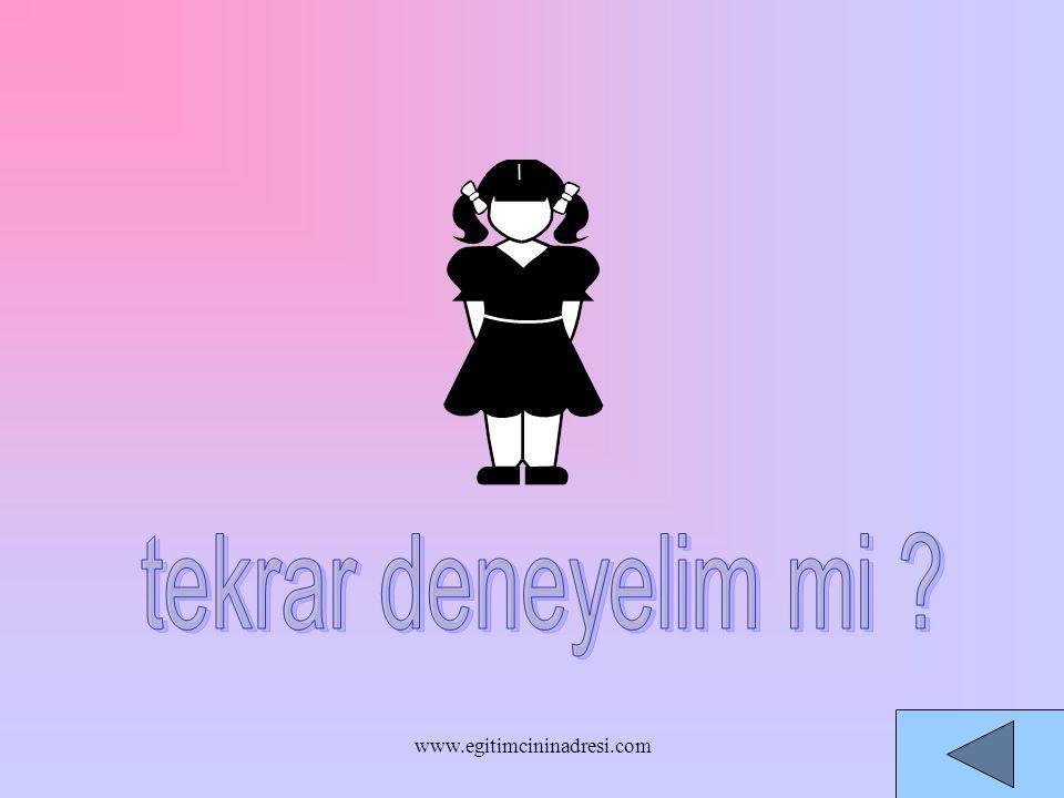 tekrar deneyelim mi www.egitimcininadresi.com