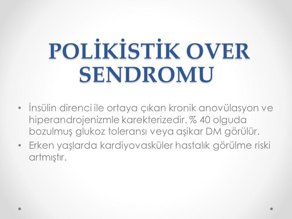 POLİKİSTİK OVER SENDROMU