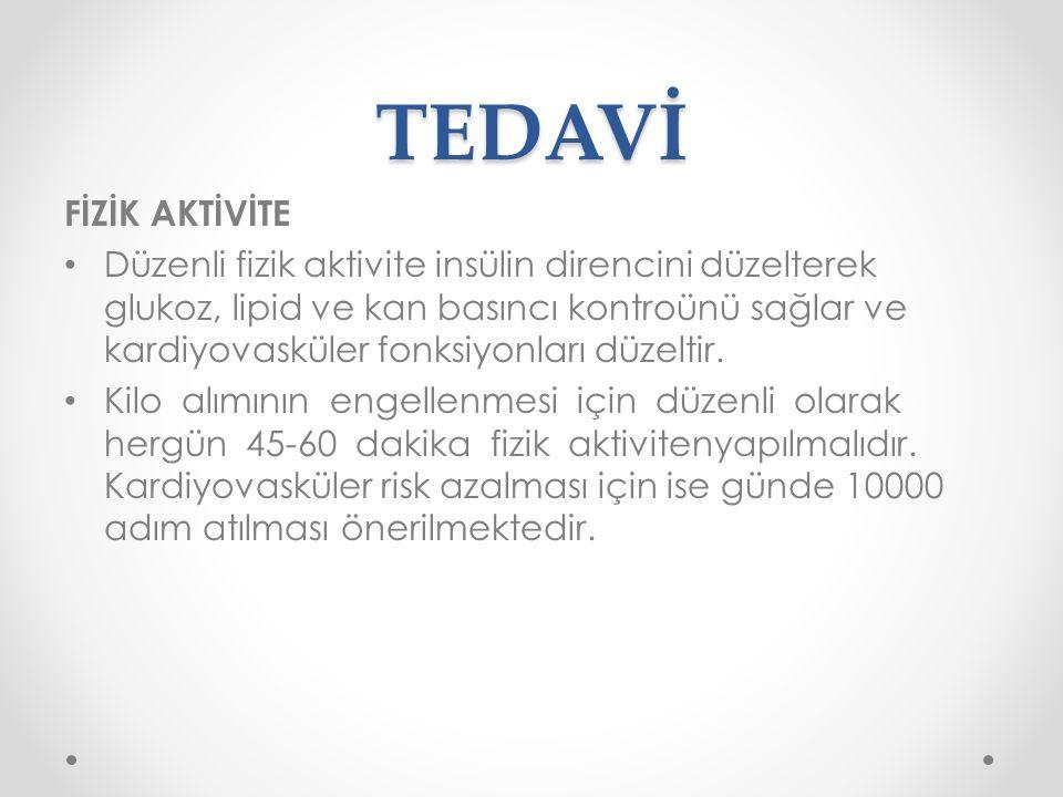 TEDAVİ FİZİK AKTİVİTE.