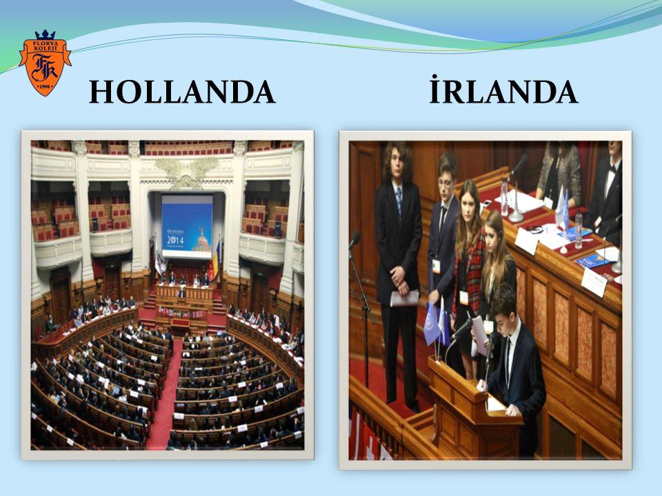 HOLLANDA İRLANDA