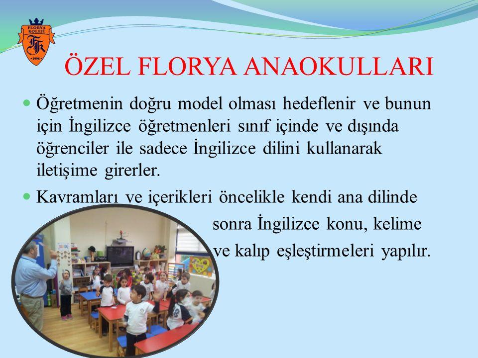 ÖZEL FLORYA ANAOKULLARI