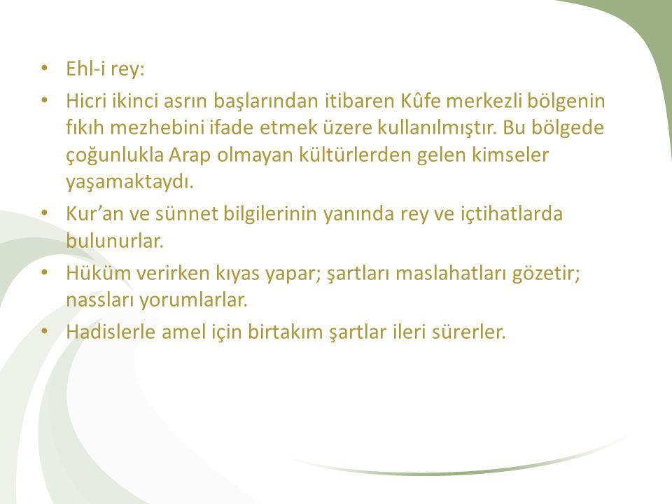 Ehl-i rey: