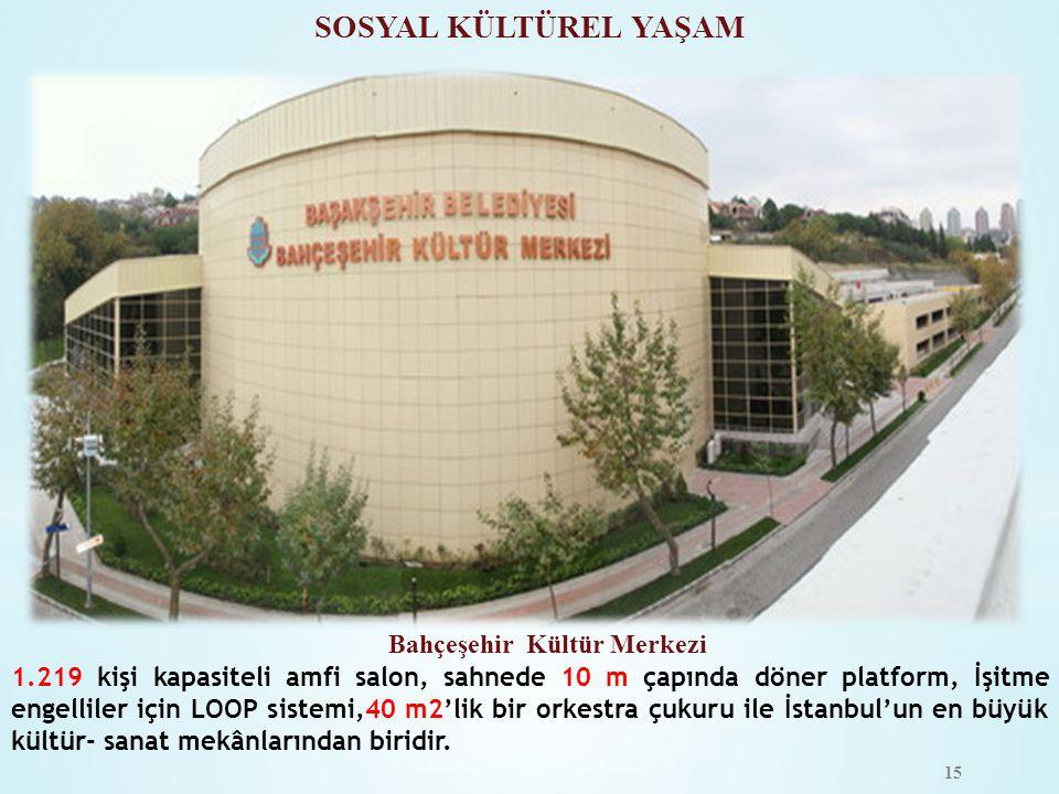 Bahçeşehir Kültür Merkezi