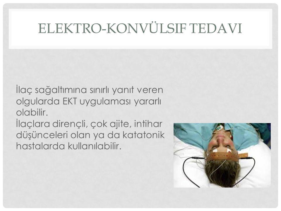 Elektro-konvülsif tedavi