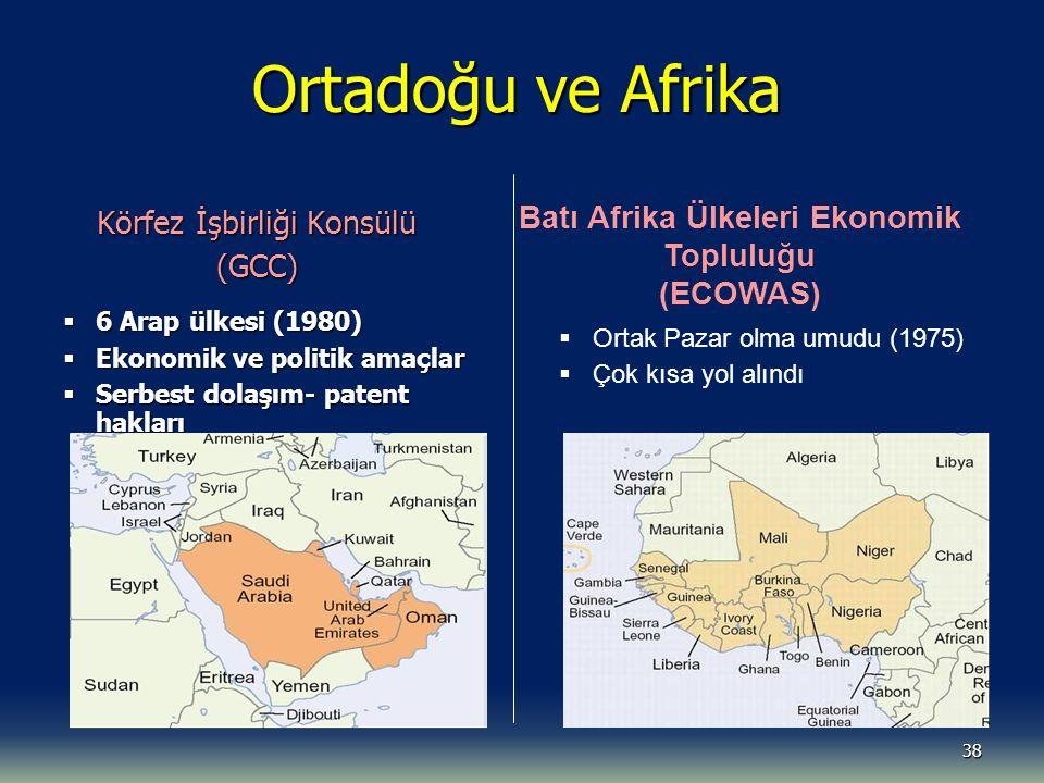 Batı Afrika Ülkeleri Ekonomik Topluluğu