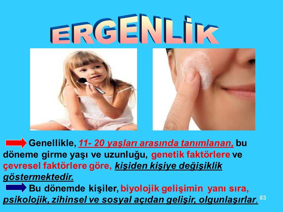 ERGENLİK