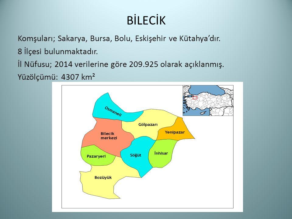 BİLECİK