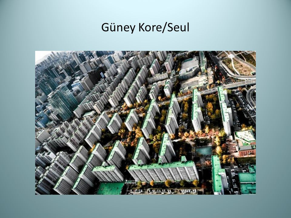 Güney Kore/Seul