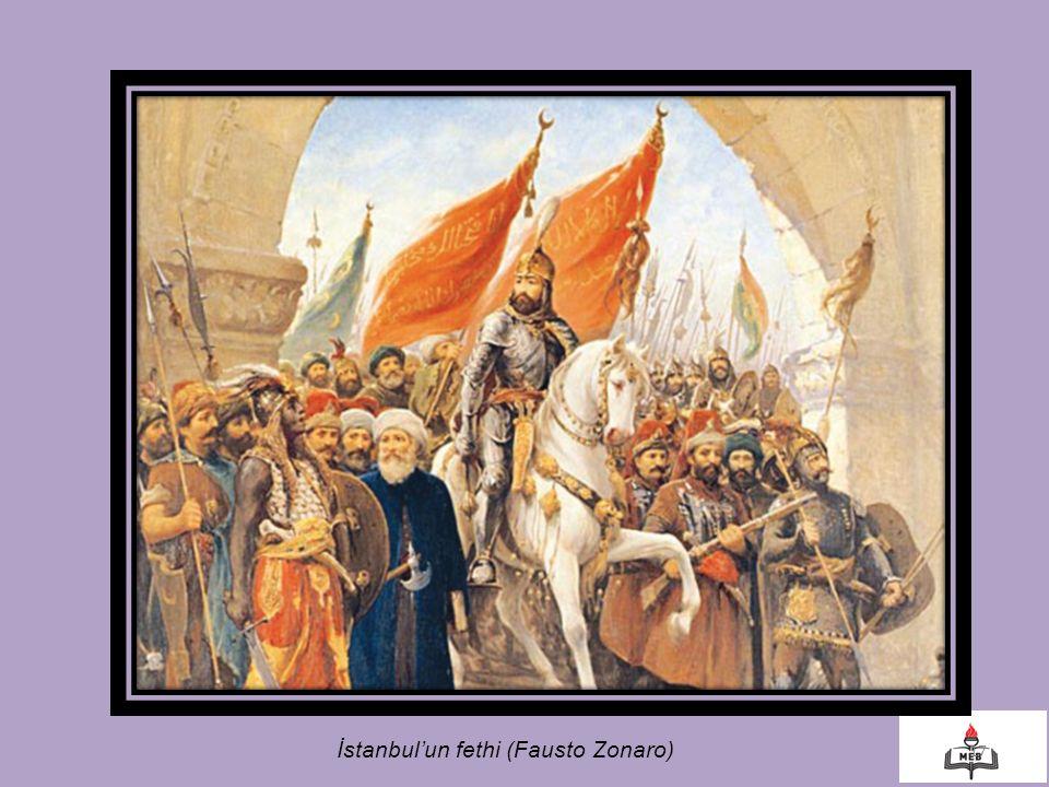 İstanbul'un fethi (Fausto Zonaro)