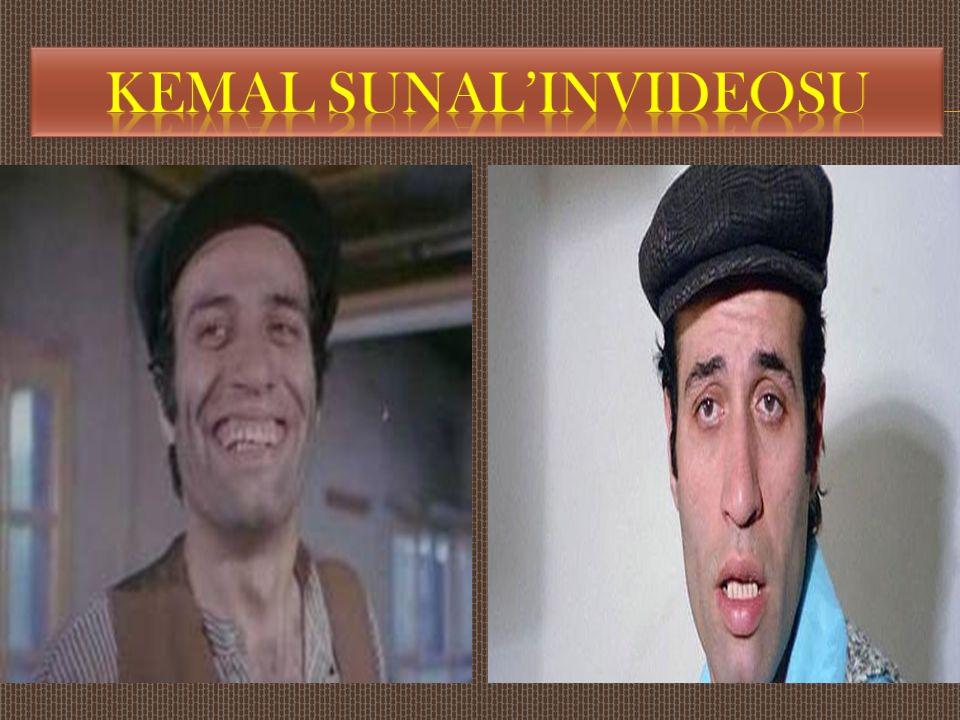 KEMAL SUNAL'INvideosu