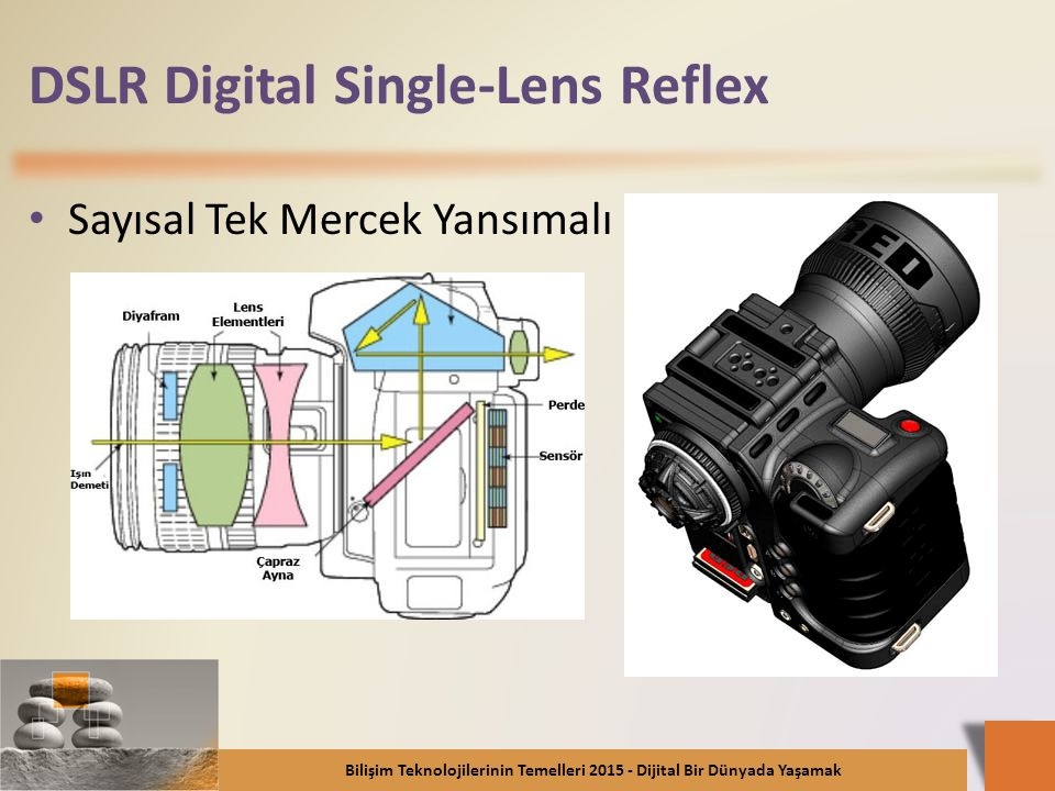 DSLR Digital Single-Lens Reflex