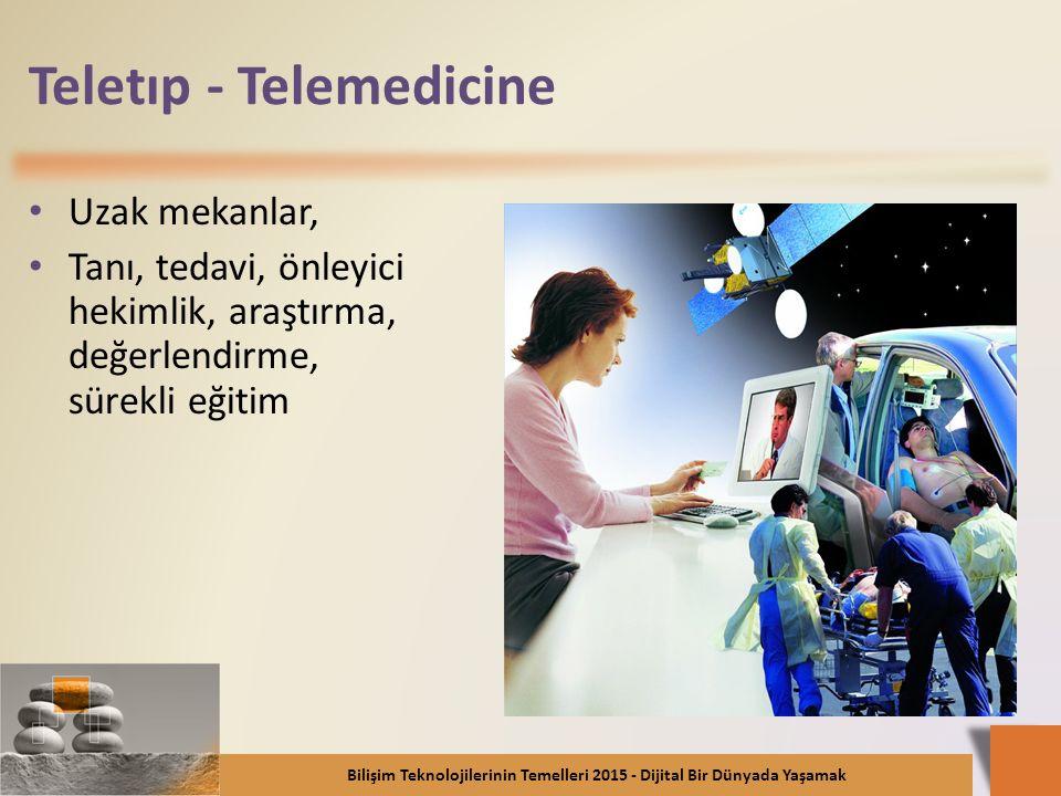 Teletıp - Telemedicine