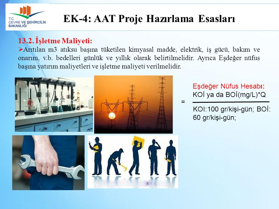 EK-4: AAT Proje Hazırlama Esasları
