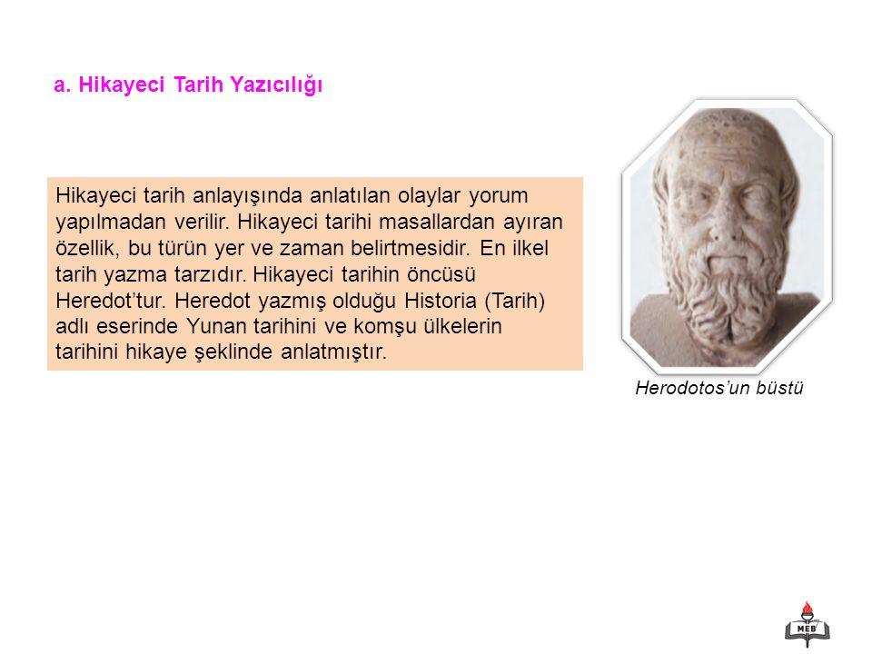 a. Hikayeci Tarih Yazıcılığı