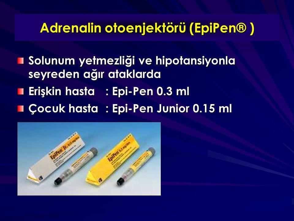 Adrenalin otoenjektörü (EpiPen® )