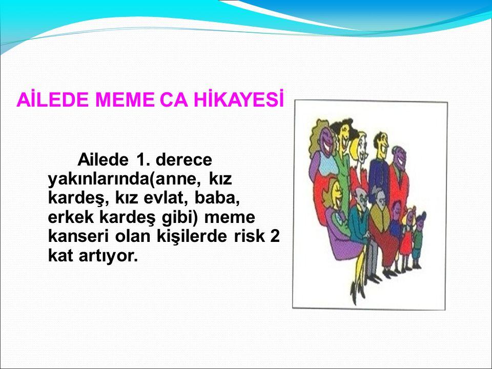 AİLEDE MEME CA HİKAYESİ