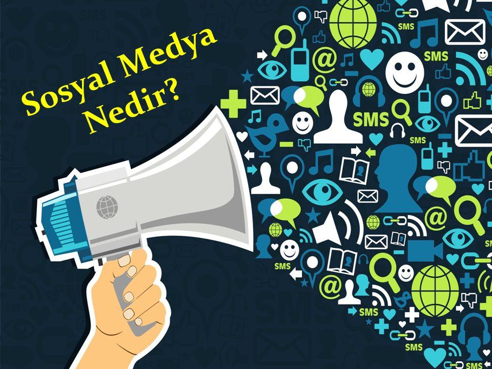Sosyal Medya Nedir Çağlar GÜLCEK
