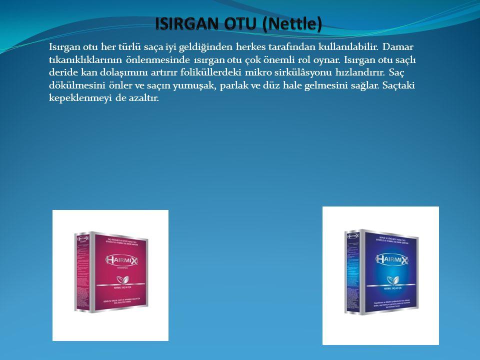 ISIRGAN OTU (Nettle)
