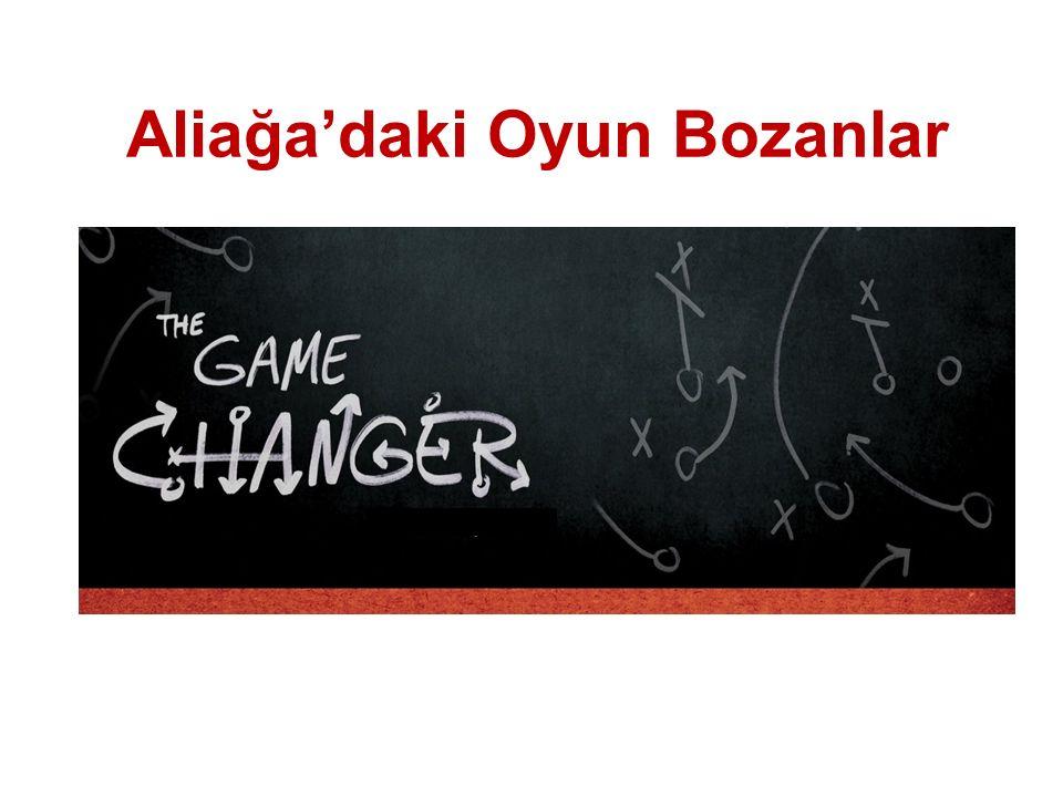 Aliağa'daki Oyun Bozanlar