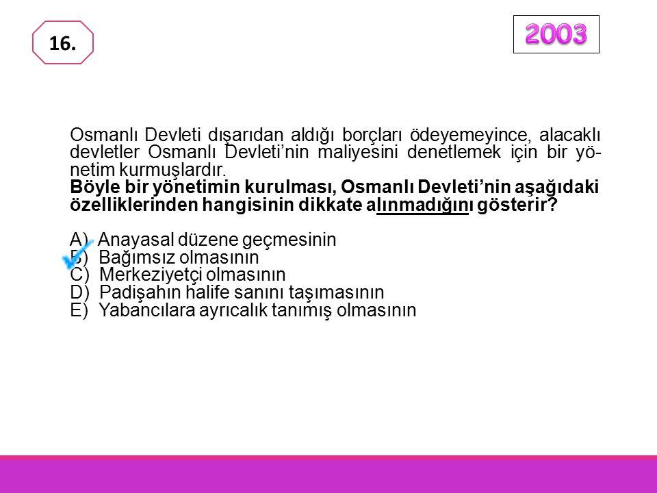 2003 16.