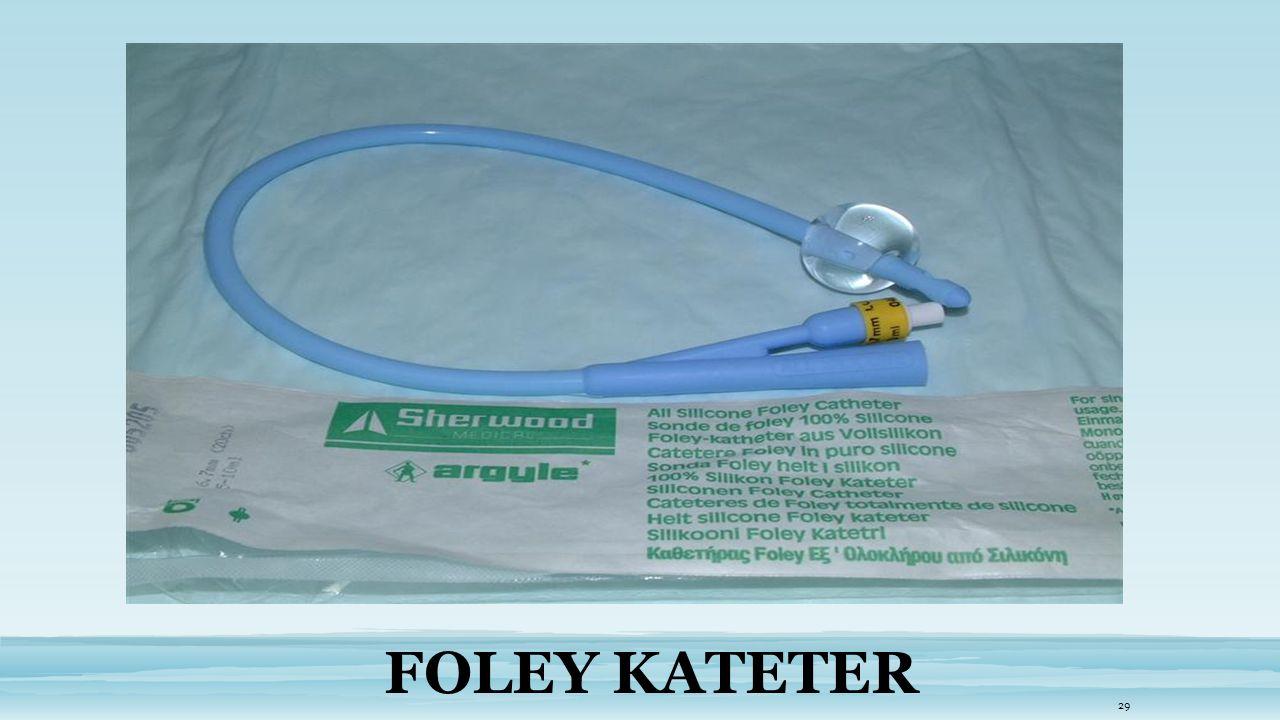FOLEY KATETER