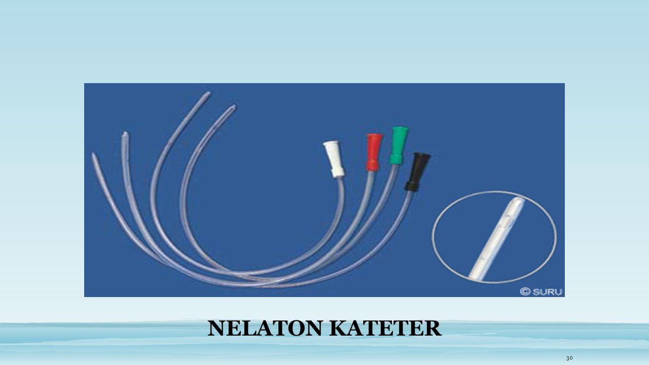 NELATON KATETER