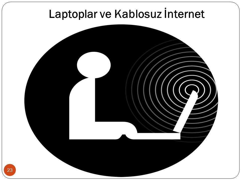 Laptoplar ve Kablosuz İnternet