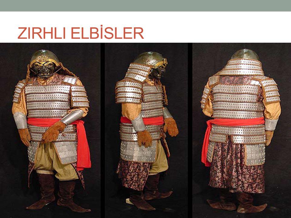 ZIRHLI ELBİSLER