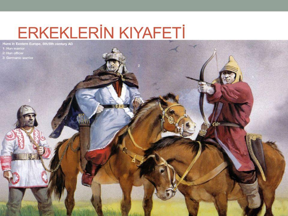 ERKEKLERİN KIYAFETİ