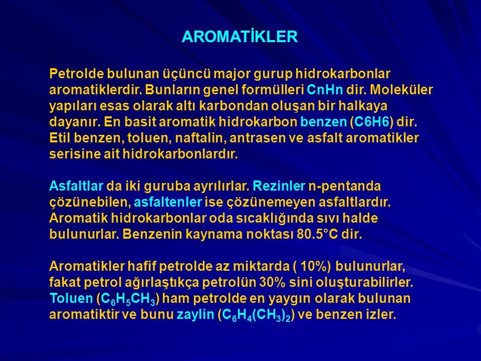 AROMATİKLER