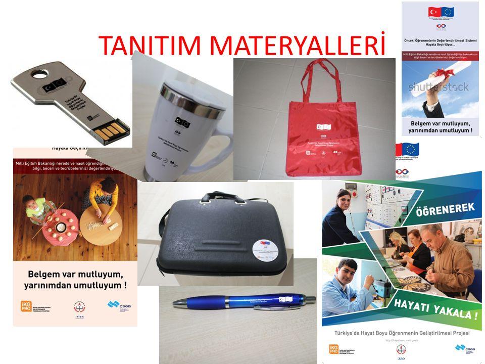 TANITIM MATERYALLERİ