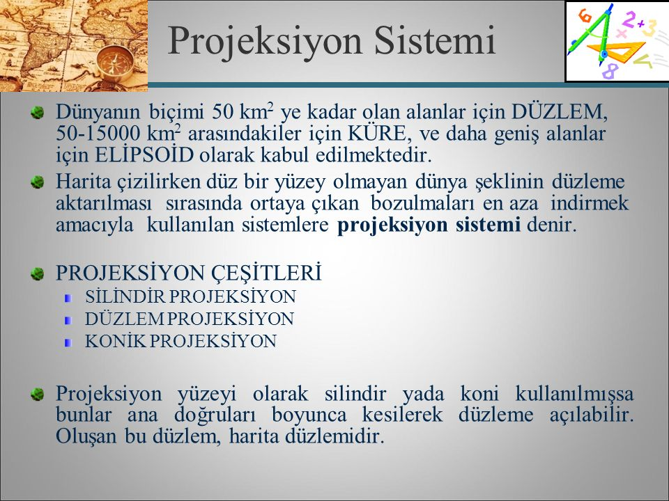 Projeksiyon Sistemi
