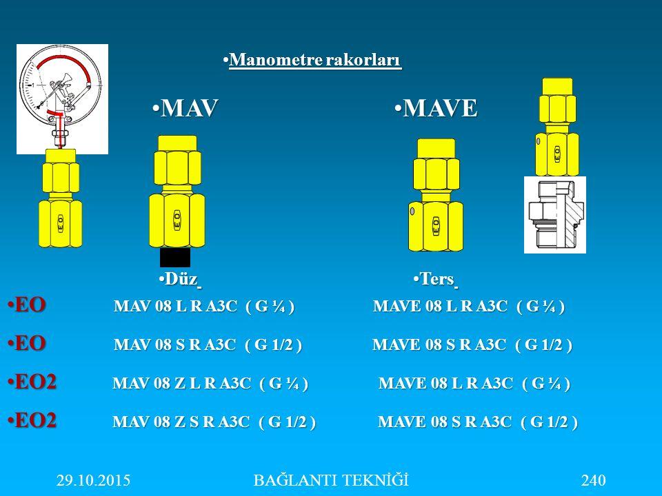 MAV MAVE EO MAV 08 L R A3C ( G ¼ ) MAVE 08 L R A3C ( G ¼ )