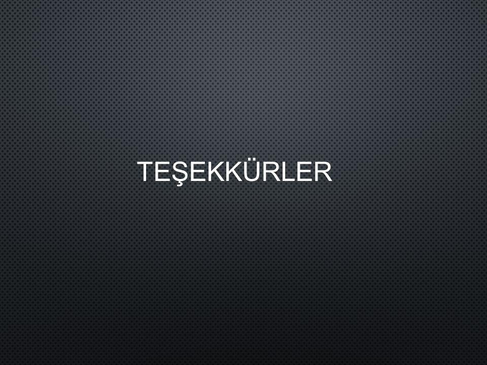 TEŞEKKÜRLER 107