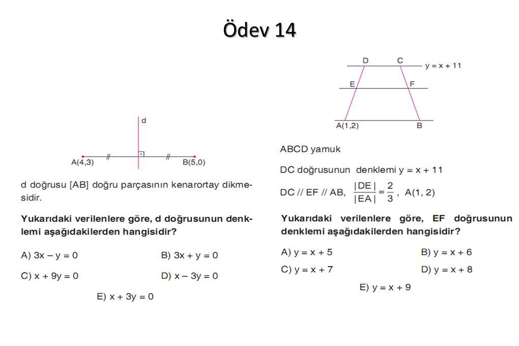 Ödev 14