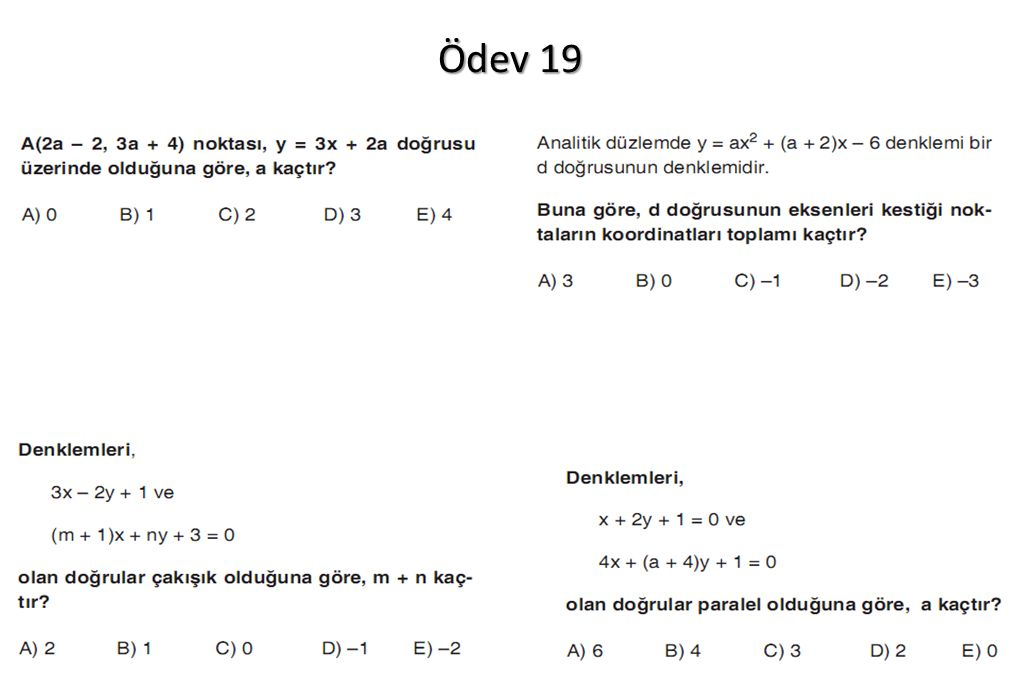Ödev 19