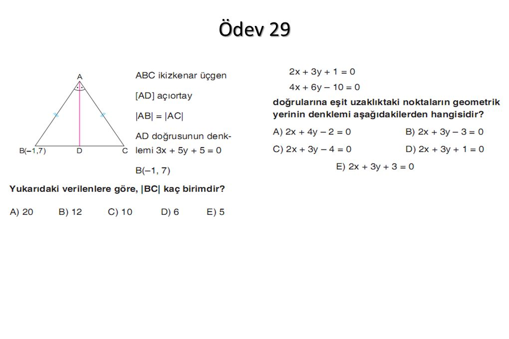 Ödev 29