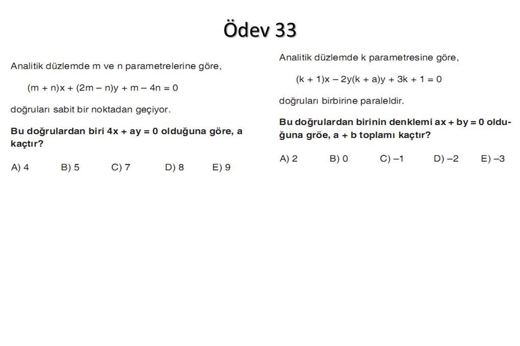 Ödev 33