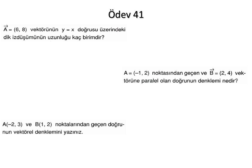 Ödev 41