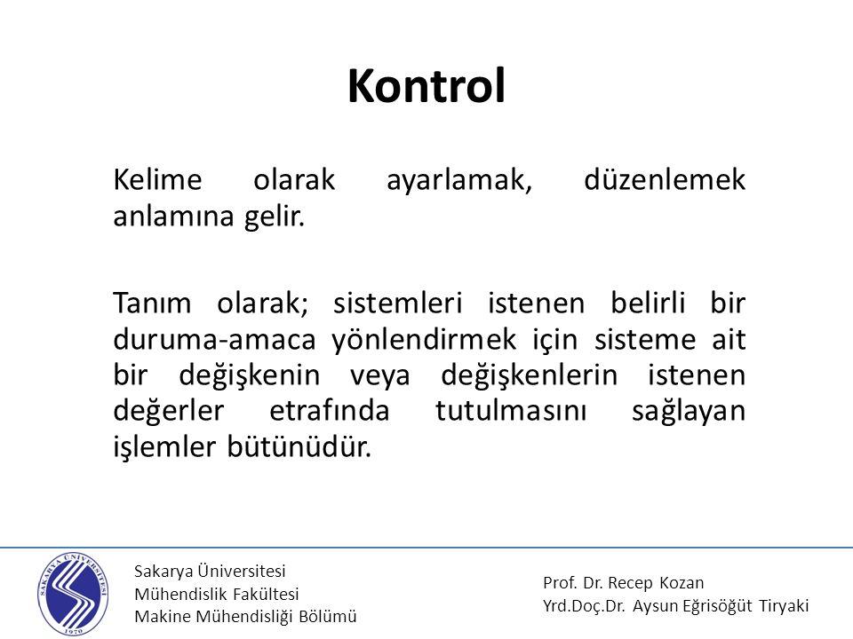 Kontrol