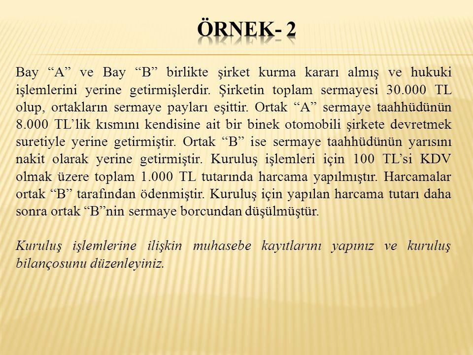 ÖRNEK- 2