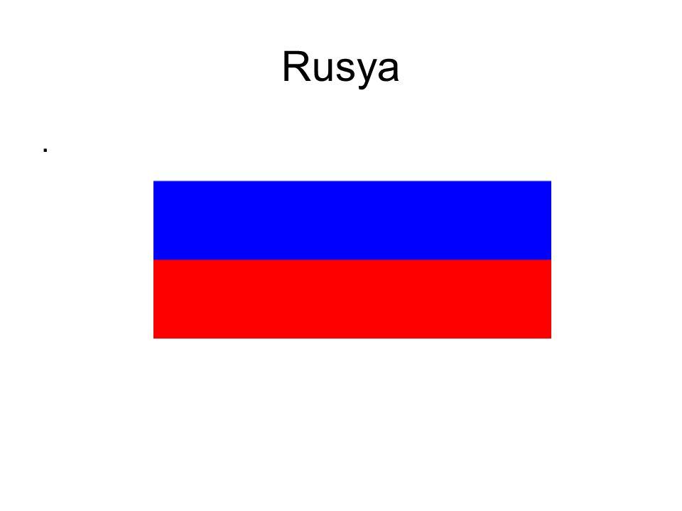 Rusya .